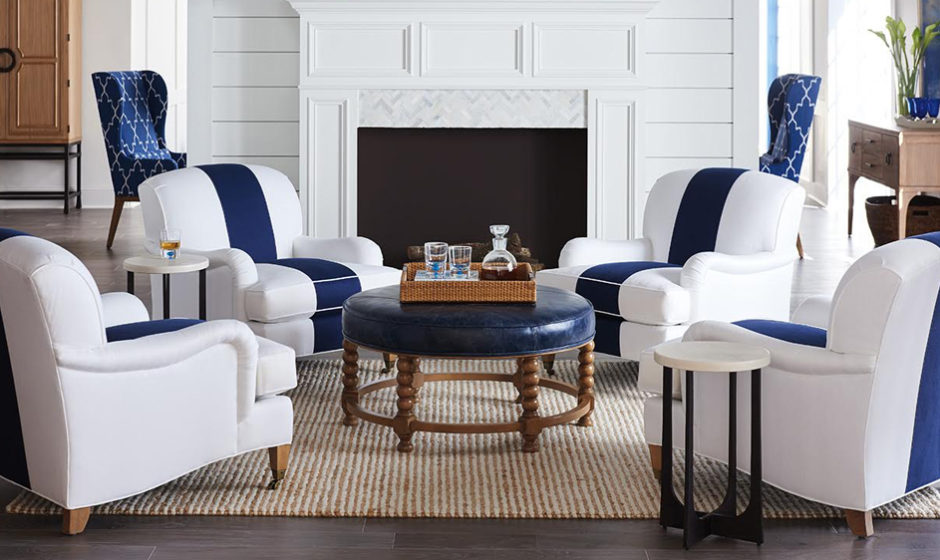 Barclay Butera Living Room Chairs
