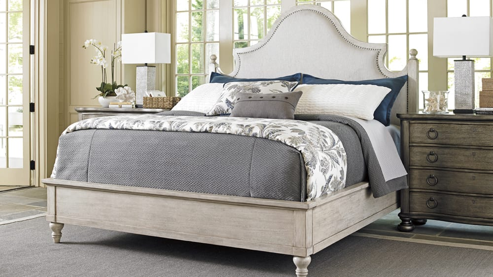 Oyster Bay Arbor Hills Upholstered Bed