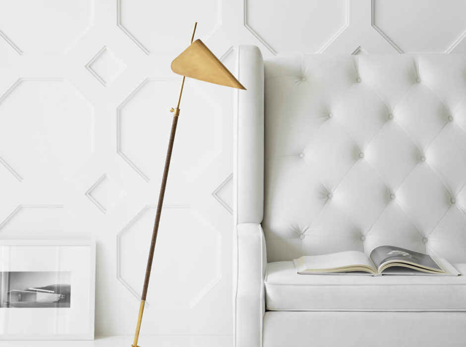 Visual Comfort Floor Lamp 4