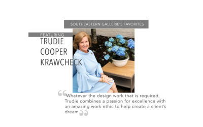 Southeastern Galleries Favorites: Trudie Cooper Krawcheck