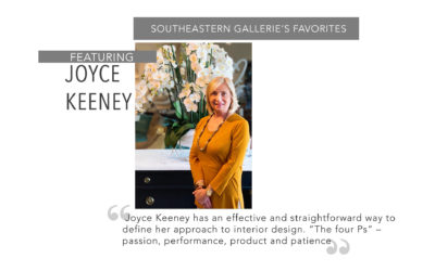 Southeastern Galleries Favorites: Joyce Keeney